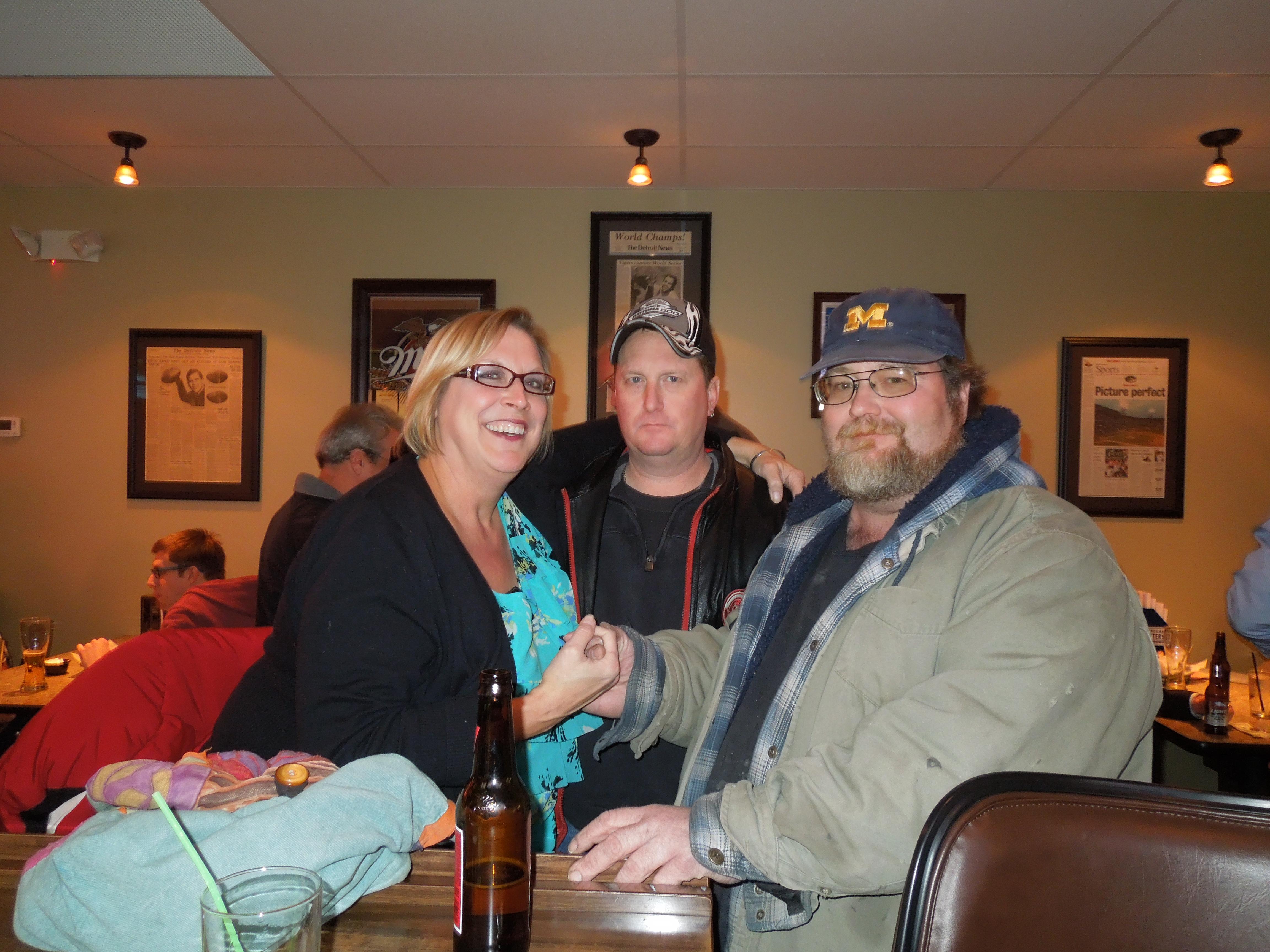 Tami, Todd & Mark